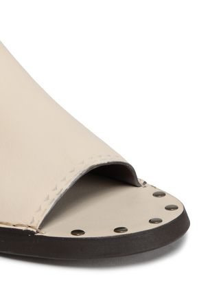 SEE BY CHLOÉ Leather slides