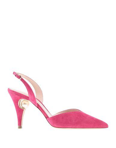 Фото - Женские туфли  цвета фуксия