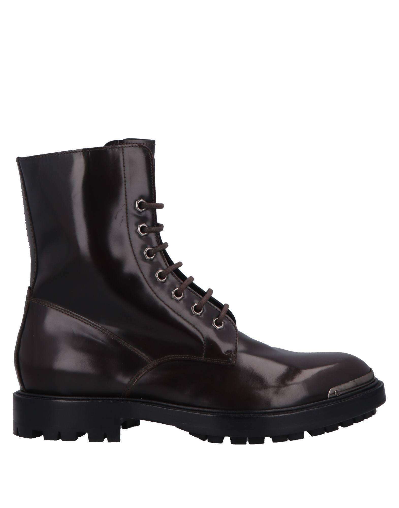 цена PHILIPP PLEIN Полусапоги и высокие ботинки онлайн в 2017 году
