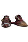 SANAYI 313 Tasseled woven slippers