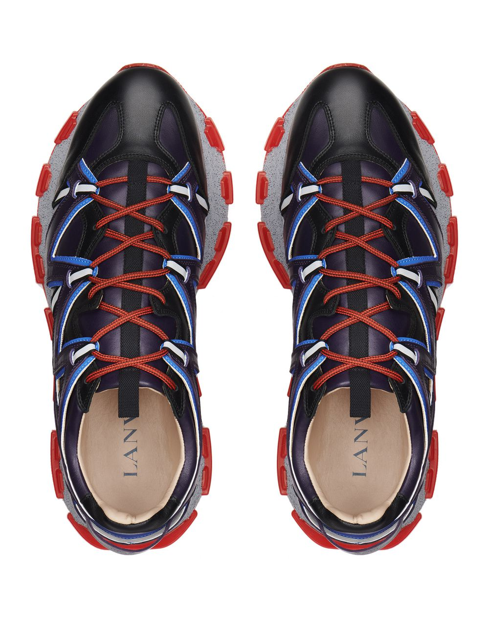 TRAINERS LIGHTNING - Lanvin