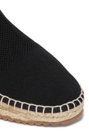 ALEXANDER WANG Dylan stretch-knit sock boots