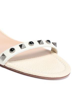 VALENTINO GARAVANI Studded leather sandals