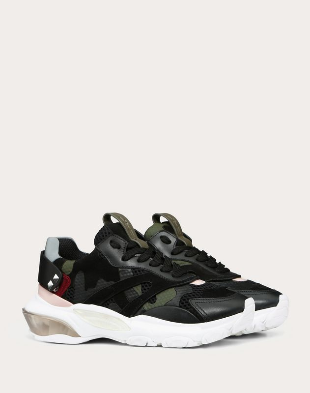 Sneaker Low-Top Bounce Camouflage