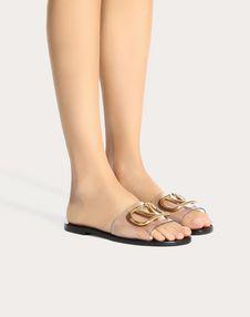Slide Sandal with VLOGO Detail 5mm