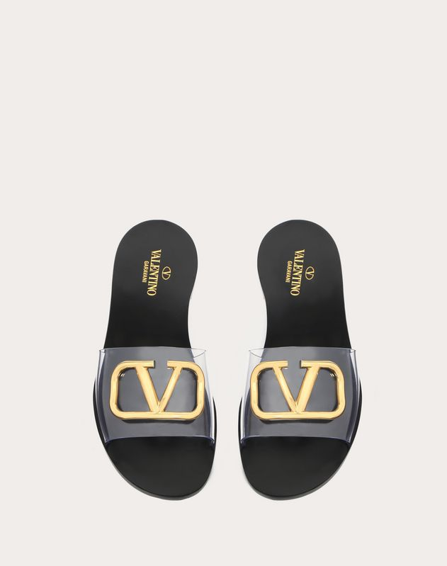 Slide Sandal with VLOGO Detail 5 mm