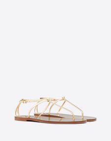 VLOGO Flip Flop Sandal with Stud Detail 5 mm