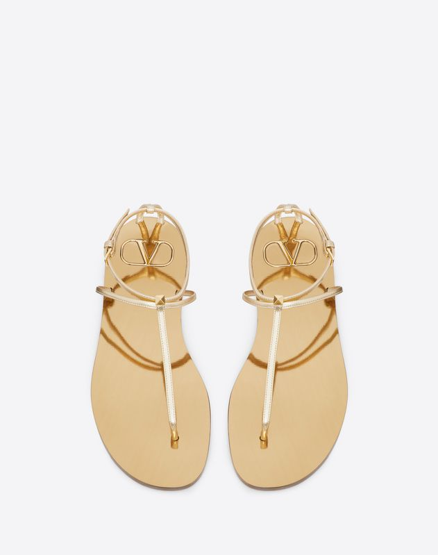 Flip Flop VLOGO Sandal with Stud Detail 5 mm