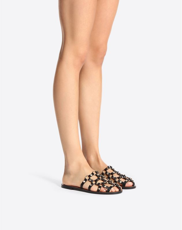 Lattice Slide Sandal 5 mm