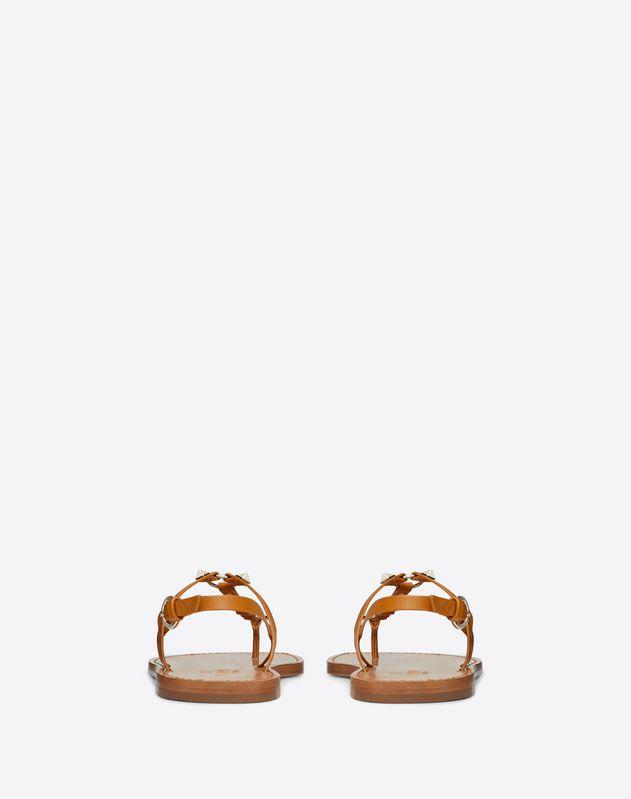 Dianetten mit Ringen, Nieten und 5 mm-Absatz