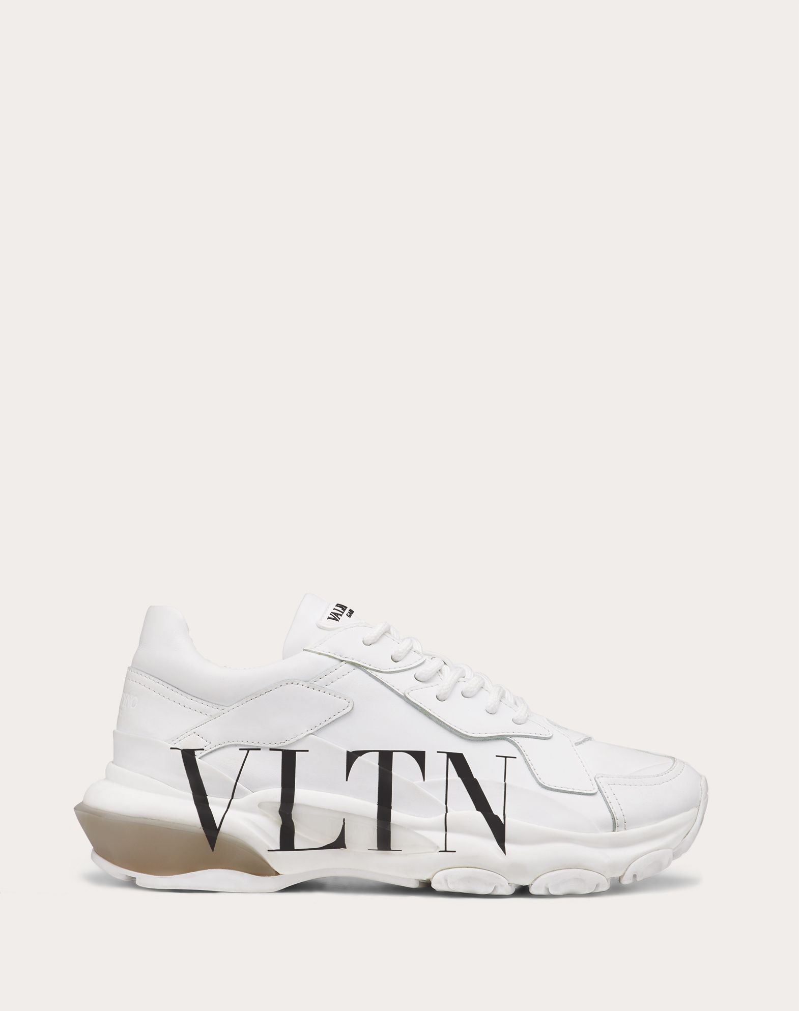 VLTN BOUNCE Calfskin Leather Sneaker