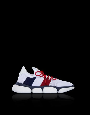 Moncler Shoes Man: BUBBLE SNEAKER