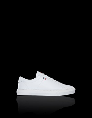 NEW MONACO White Sneakers Man
