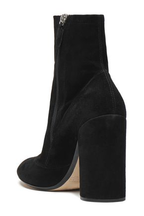 MARC JACOBS Stretch-suede ankle boots