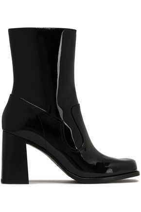 MARC JACOBS Patent-leather boots