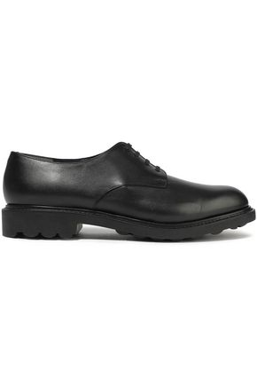 ROBERT CLERGERIE Rackj leather brogues