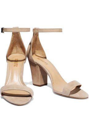 SCHUTZ Amber suede sandals