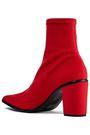 SCHUTZ Annalia stretch-jersey sock boots