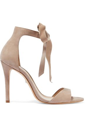 SCHUTZ Rene nubuck sandals