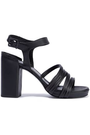 ROBERT CLERGERIE Alira leather sandals