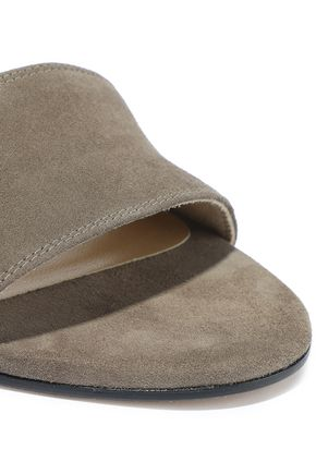 STUART WEITZMAN Access suede sandals