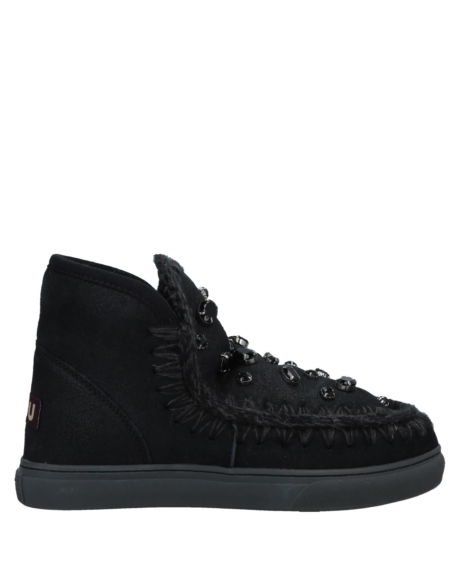 1c39960236fa MOU Полусапоги и высокие ботинки