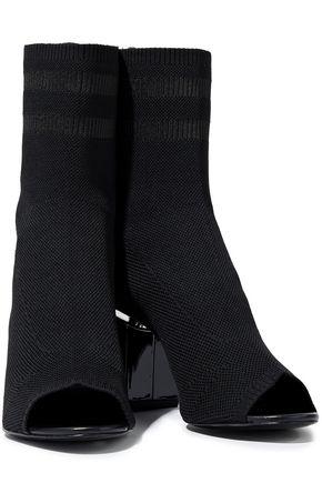 ALEXANDER WANG Cat stretch-knit sock boots