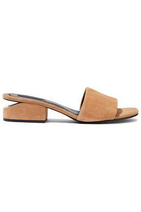 ALEXANDER WANG Lou suede sandals