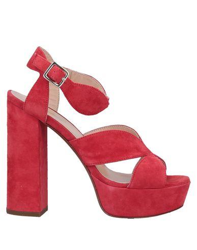 Купить Женские сандали CARLA G. красного цвета