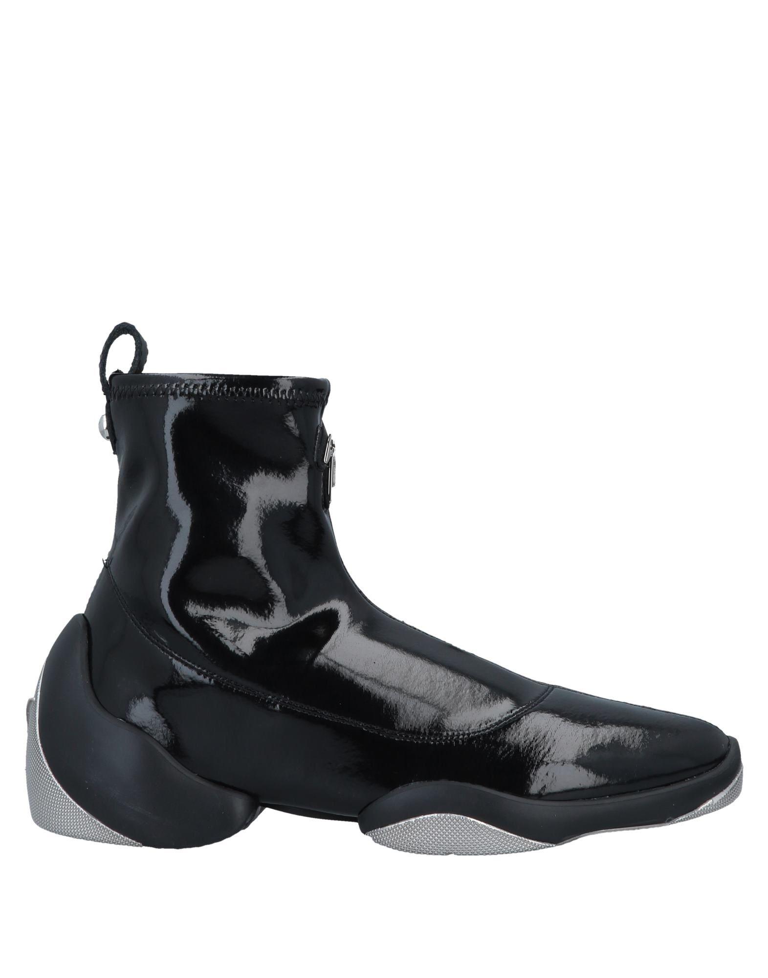 купить GIUSEPPE ZANOTTI Высокие кеды и кроссовки по цене 17600 рублей