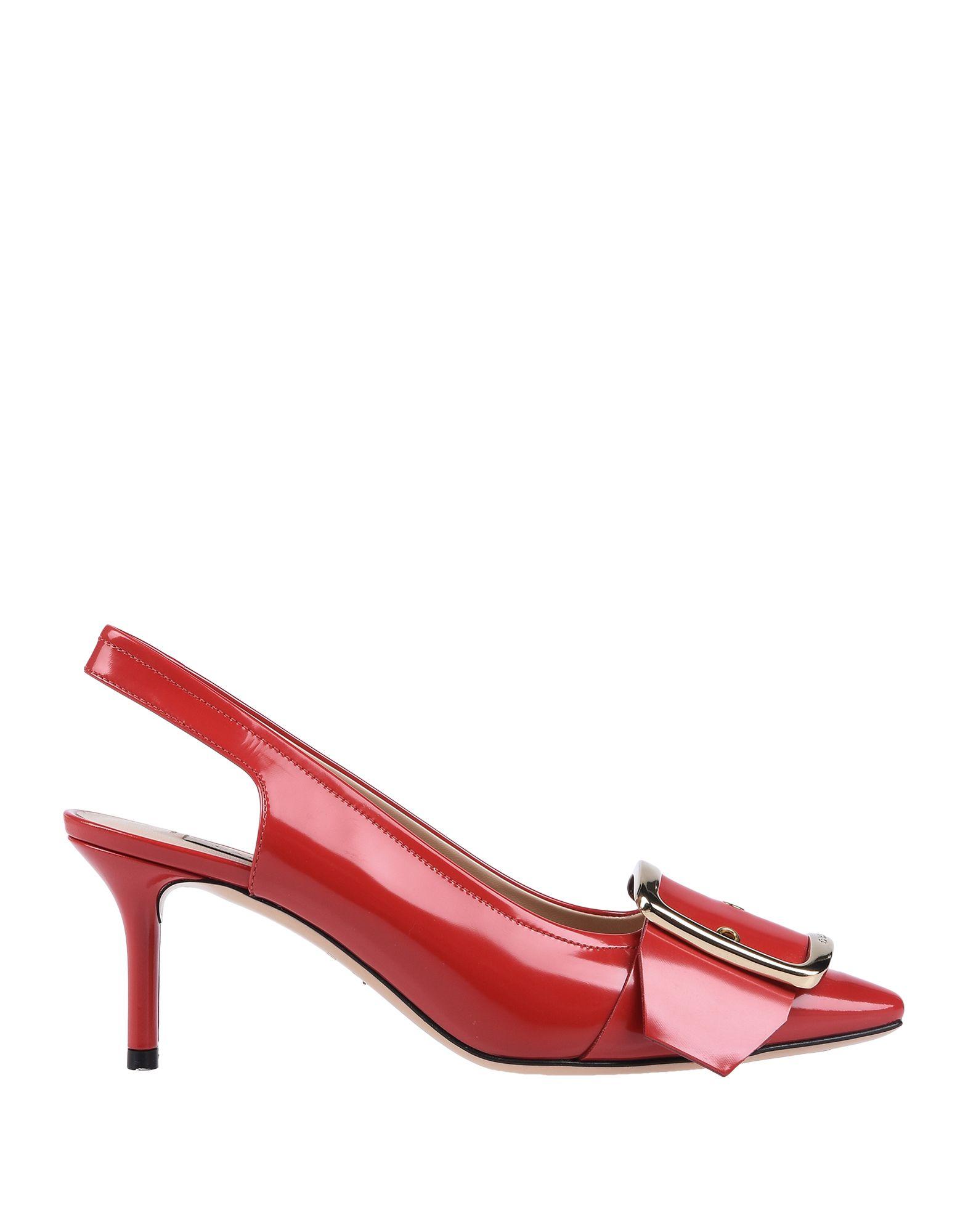 Фото - CASADEI Туфли туфли redwood f10896amacu523 кожа рыжий