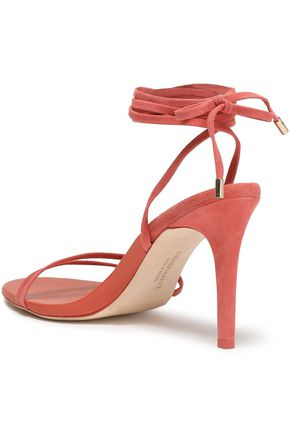 ZIMMERMANN Suede sandals