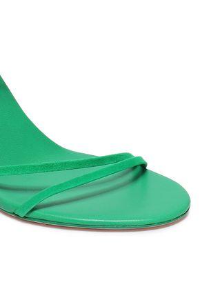 ZIMMERMANN Suede sandals