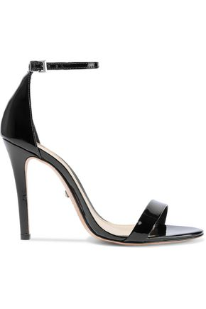 SCHUTZ Cadey Lee patent-leather sandals