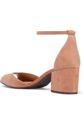 SCHUTZ Roama suede sandals