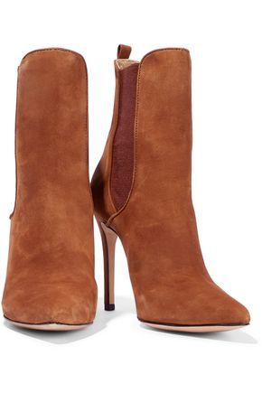 SCHUTZ Basia suede ankle boots