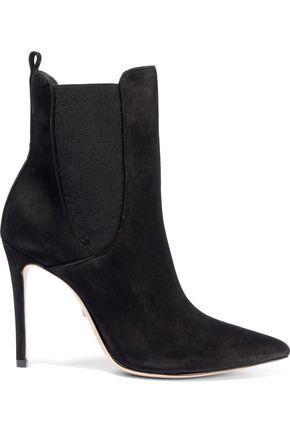 SCHUTZ Basia nubuck ankle boots