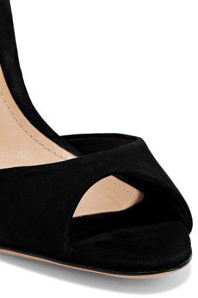 SCHUTZ Saasha Lee nubuck sandals