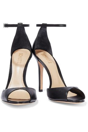SCHUTZ Saasha Lee leather sandals