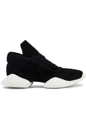 RICK OWENS x ADIDAS Fashion Sneakers