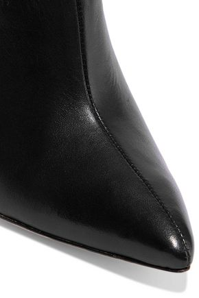 SCHUTZ Leather mules