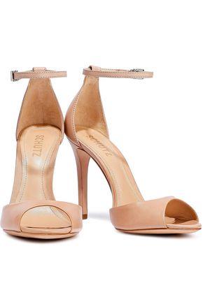 SCHUTZ Saasha-Lee leather sandals