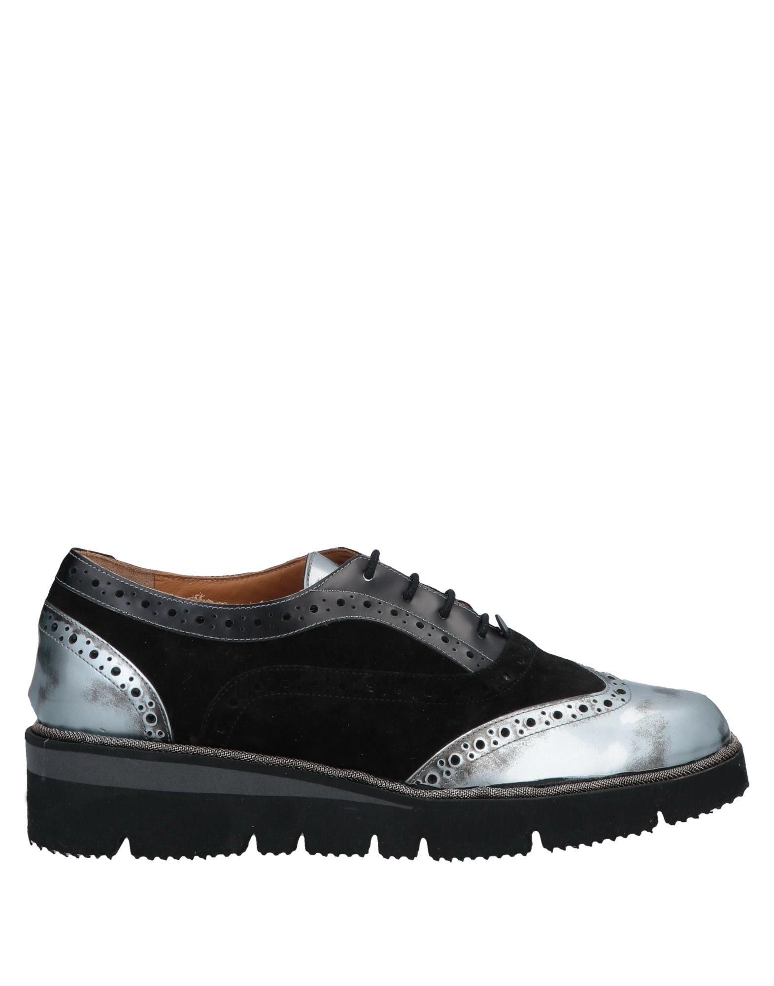 M. GEMI Обувь на шнурках miss m обувь на шнурках