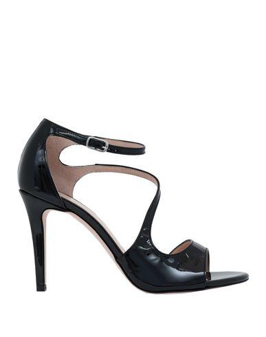 Купить Женские сандали BIANCA DI черного цвета