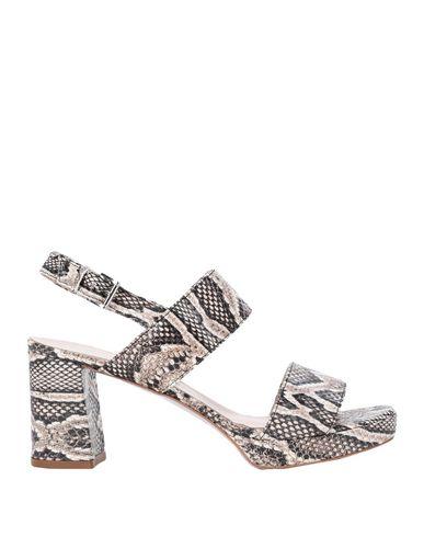 Купить Женские сандали BIANCA DI коричневого цвета