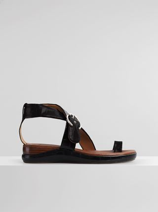 Sandali piatti Wave