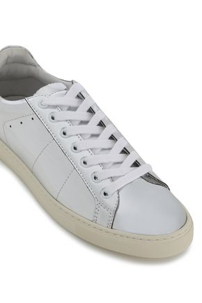 IRO Basic mirrored-leather sneakers