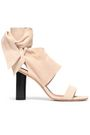 IRO Ditta bow-detailed suede sandals