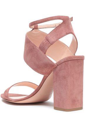 NICHOLAS KIRKWOOD Cutout suede sandals