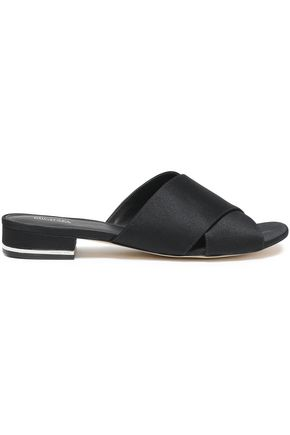 MICHAEL MICHAEL KORS Satin slides